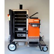 ProQ GFC 2150 - Commercial BBQ Smoker