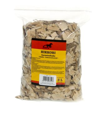HIckory chips in 3litres bag