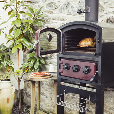Fornetto The first and original outdoor oven