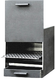 Abas Portatable smokehouse 45l stainless steel